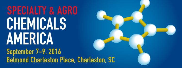 Specialty & Agro Chemicals America banner
